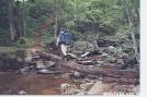Swapping Camp Creek, VA by Uncle Wayne in Trail & Blazes in Virginia & West Virginia