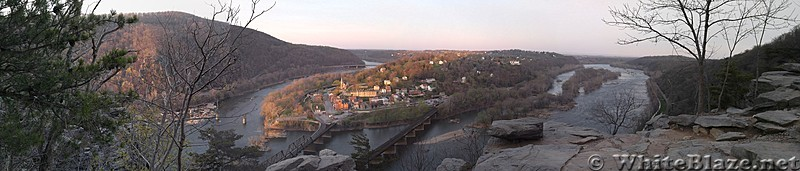 Harper's Ferry overlook