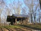 4.6.06 Spence Field Shelter by CaptChaos in North Carolina & Tennessee Shelters