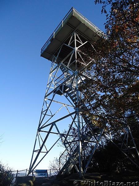 Albert Mountain Fire Tower