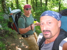 Unicoi To Deep Gap, Nc Section Hike June 18-21, 2008 by bigmac_in in Trail & Blazes in Georgia