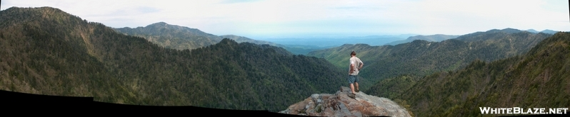 Charlies Bunion Panorama