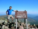 Conductor on Katahdin by Conductor in Thru - Hikers