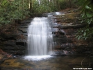 Long Creek Falls by Cuffs in WhiteBlaze get togethers