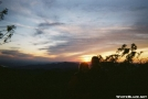 Standing Indian sunset by Skidsteer in Views in North Carolina & Tennessee