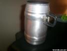 Heineken pot handles from SnowPeak mini-solo cup
