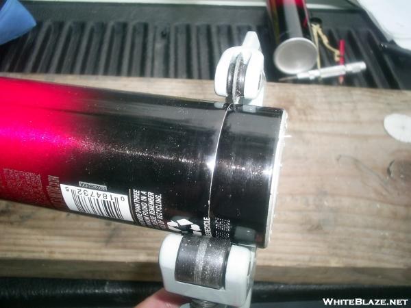 Budweiser Aluminum Bottle Ion-Type stove