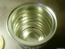 Beer Can Pot packing container.