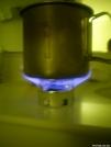 Ten gram Kitten stove