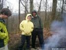 Crutch(r.) and JulieAnn by Skidsteer in Thru - Hikers