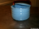 Homemade freezer-bag cozy for AGG 3-cup pot by Skidsteer in Gear Gallery