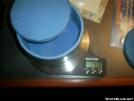 Homemade freezer bag cozy for AGG 3-cup pot