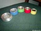 Rainbow of stoves by Skidsteer in Gear Gallery