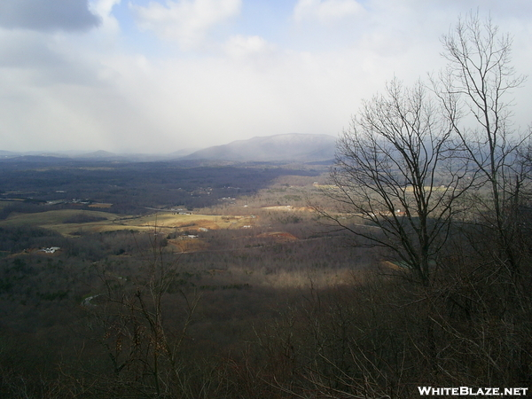 Yonah Mountain Trail