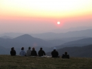Sunset at Max Patch by reddog176 in Views in North Carolina & Tennessee