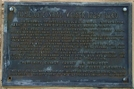 Conrad Weiser plaque by emerald in Special Points of Interest