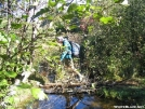 unnamed brook crossing in Bald Mountain Stream area by Askus3 in Trail & Blazes in Maine