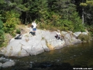 Bald Mountain Stream by Askus3 in Trail & Blazes in Maine
