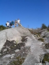 descent of Moxie Bald by Askus3 in Trail & Blazes in Maine
