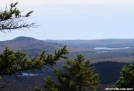 view east from Pleasant Pond Mountain by Askus3 in Views in Maine