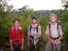 Jeff, Peter & Matthew by Askus3 in Thru - Hikers