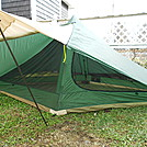 Lightheart Solo Wedge by dcretch57 in Tent camping