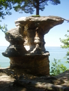 Chapel Rock by fancyfeet in North Country NST