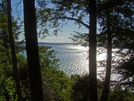 Lakeshore Trail Viewshed by fancyfeet in North Country NST