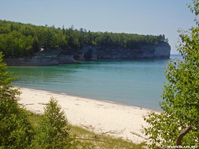 Little Beach On Lake Superior