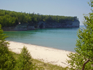 Little Beach On Lake Superior