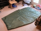 homemade primaloft quilt by greentick in Gear Gallery