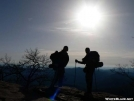 silhouetted on blood mtn by greentick in Trail & Blazes in Georgia