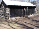 Russell Field Shelter by Pedaling Fool in North Carolina & Tennessee Shelters