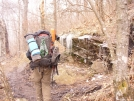 Snow and Ice by Pedaling Fool in Trail & Blazes in Georgia