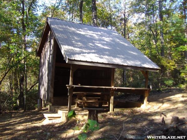 Gooch Mtn. Shelter
