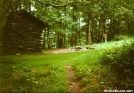 Derrick Knob Shelter by ghoul00 in North Carolina & Tennessee Shelters