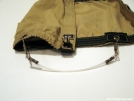 Gaiter with trimmer line attached by LostInSpace in Gear Gallery