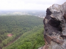 Hawk Rock by bullseye in Views in Maryland & Pennsylvania