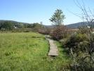 Tyringham Valley boardwalk by bullseye in Views in Massachusetts