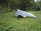 Meteor Bivy by bullseye in Other Trails