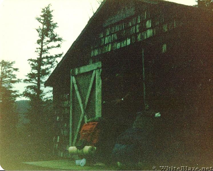 old imp shelter