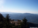 Roan Mt. Overlook by Nate in Views in North Carolina & Tennessee