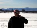 Freefall On Frozen Cherry Creek Reservoir by freefall in Members gallery