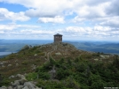 fire wardens tower by ryan207 in Views in Maine