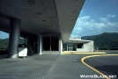 Fontana Dam Visitor's Center by TACKLE in Trail & Blazes in North Carolina & Tennessee