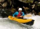 Tackle on Nantahala River