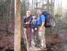 Annual Thanksgiving Hike by Lucky Dog in Section Hikers