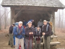 march hike by Lucky Dog in Section Hikers