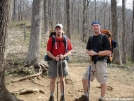 Goss Man & Lucky Dog at Chattahoochee Gap on the AT by goss man in Section Hikers