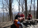 Goss man, Lucky Dog, & Low Gear on Blue Mtn by goss man in Section Hikers